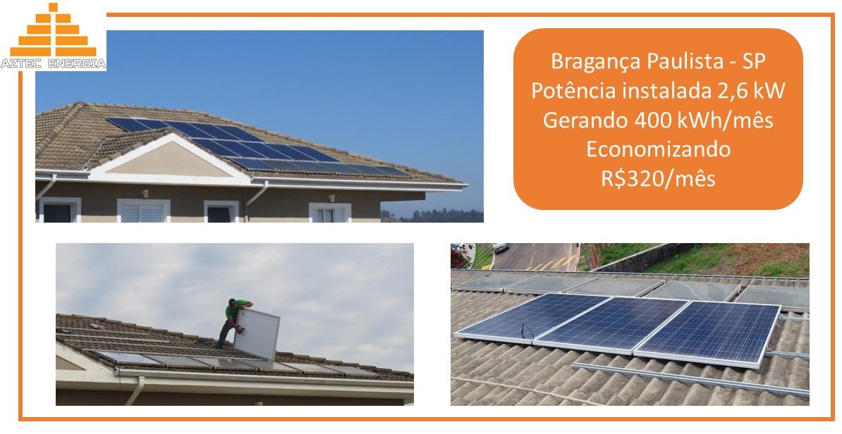 02474d822fa Sistema instalado em Bragança Paulista - SP