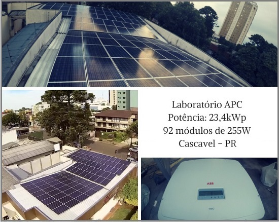 MASTER SOLAR ENERGY LTDA